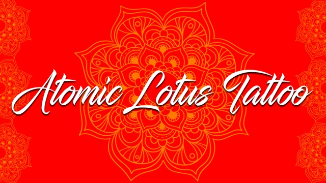 Atomic Lotus Atomic Lotus Tattoo